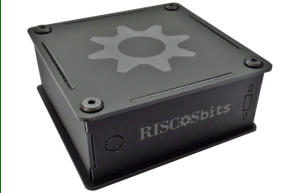 RISC OS Deuce Case for Raspberry Pi and Wandboard